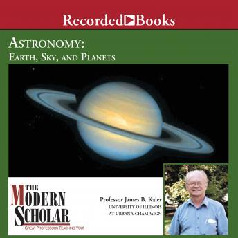 Download Astronomy I: Earth, Sky and Planets by Professor James Kaler