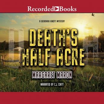 Death's Half Acre, Margaret Maron