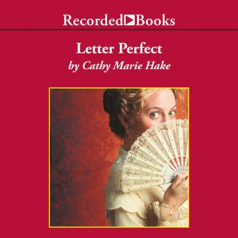Letter Perfect, Cathy Marie Hake