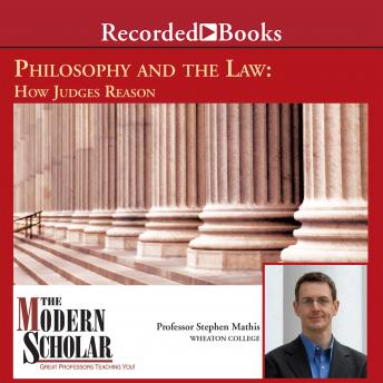 Philosophy and the Law: How Judges Reason, Stephen Mathis