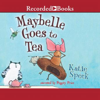 Maybelle Goes to Tea, Katie Speck