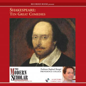 Shakespeare: Ten Great Comedies, Raphael Shargel