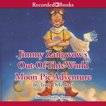 Jimmy Zangwow's Out-Of-This-World Moon Pie Adventure