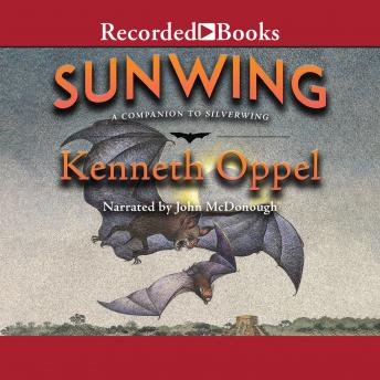 Sunwing, Kenneth Oppel