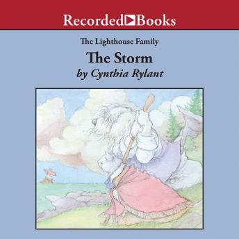 Storm, Audio book by Cynthia Rylant