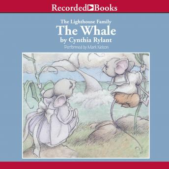 Whale, Audio book by Cynthia Rylant
