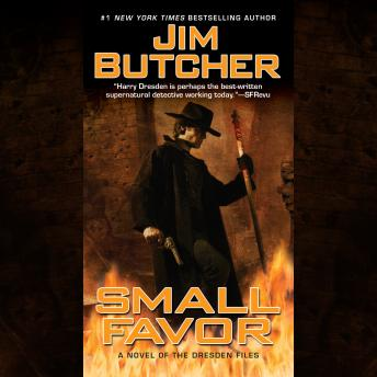 Download Small Favor by Jim Butcher