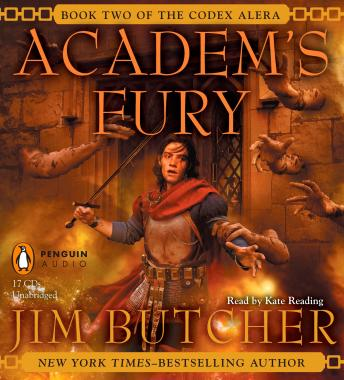 Academ's Fury: Book Two of the Codex Alera