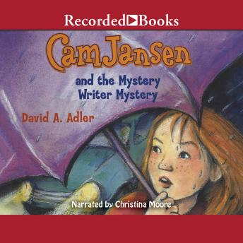 Cam Jansen and the Mystery Writer Mystery, David Adler