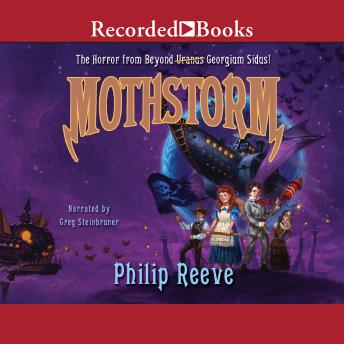 Mothstorm: The Horror from Beyond, Philip Reeve