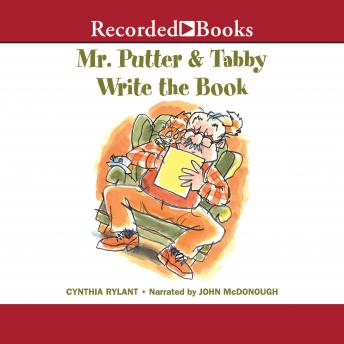 Mr. Putter and Tabby Write the Book, Cynthia Rylant