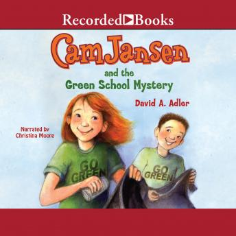 Cam Jansen and the Green School Mystery, David Adler