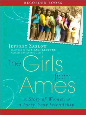 The Girls From Ames, Jeffrey Zaslow