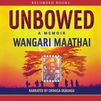 Unbowed: A Memoir details