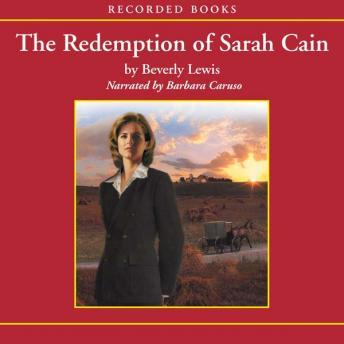 Redemption of Sarah Cain, Beverly Lewis
