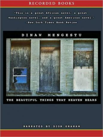 Beautiful Things that Heaven Bears, Dinaw Mengestu