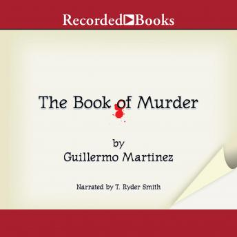 Book of Murder, Guillermo Martinez