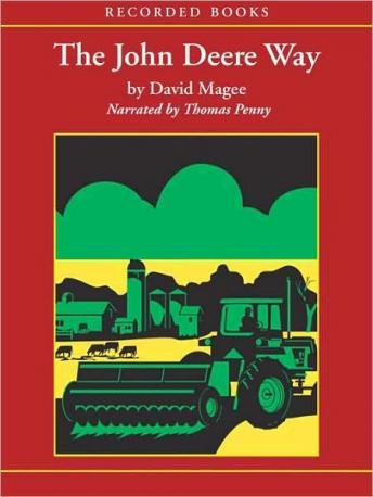 John Deere Way: Performance that Endures, David Magee
