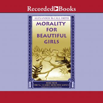 Download Morality for Beautiful Girls by Alexander McCall Smith
