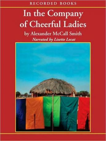 Download In the Company of Cheerful Ladies by Alexander McCall Smith