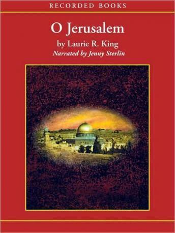 O, Jerusalem, Laurie King