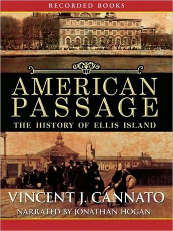 American Passage: The History of Ellis Island sample.