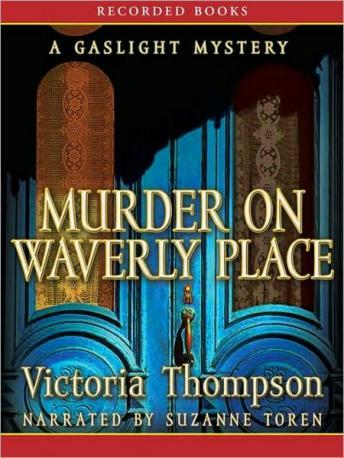 Murder on Waverly Place, Victoria Thompson