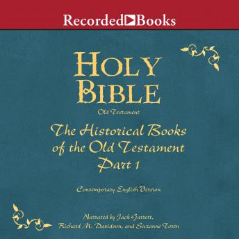Holy Bible Historical Books-Part1 Volume 6