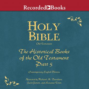 Holy Bible Historical Books-Part 5 Volume 10