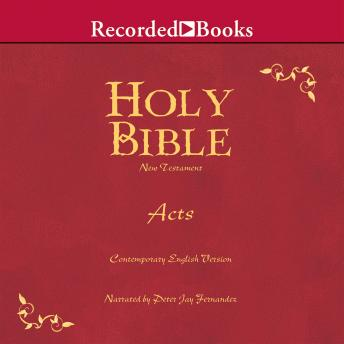 Holy Bible Acts