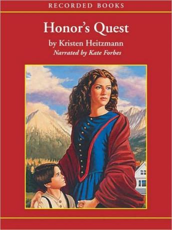 Honor's Quest: The Rocky Mountain Legacy continues, Kristen Heitzmann