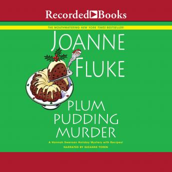Plum Pudding Murder: A Hannah Swensen Mystery with Recipes