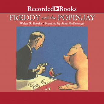 Freddy and the Popinjay, Walter R. Brooks