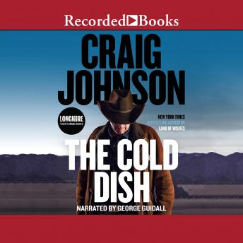 Cold Dish, Audio book by Craig Johnson