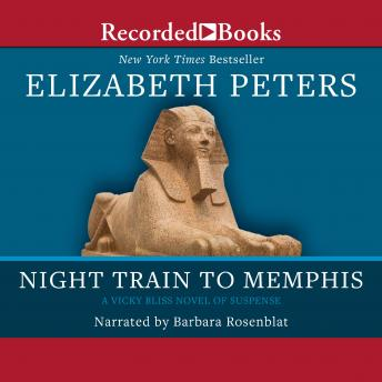 Night Train to Memphis, Elizabeth Peters