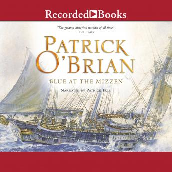 Blue at the Mizzen, Patrick OBrian
