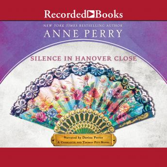 Silence in Hanover Close, Anne Perry