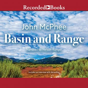 Basin and Range, John McPhee