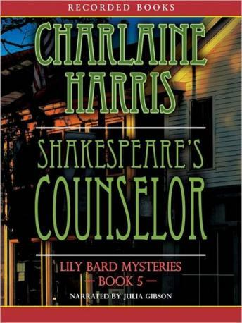 Shakespeare's Counselor, Charlaine Harris