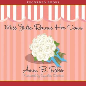 Miss Julia Renews Her Vows details