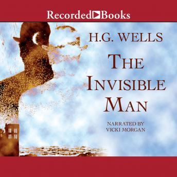 Invisible Man, H.G. Wells
