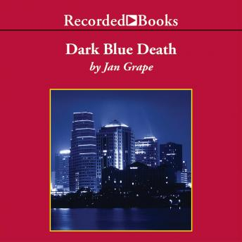 Dark Blue Death, Jan Grape