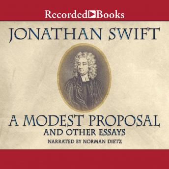 Modest Proposal and Other Writings, Jonathan Swift