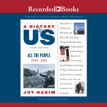 All the People: Book 10 (1945-2001), Joy Hakim