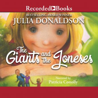 Giants and the Joneses, Julie Donaldson