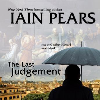 Last Judgment: An Art History Mystery, Iain Pears