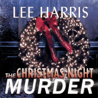 Christmas Night Murder: A Christine Bennett Mystery, Lee Harris