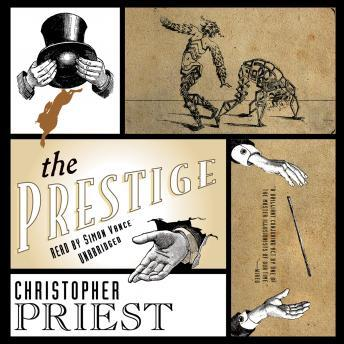 Prestige, Audio book by Christopher Priest