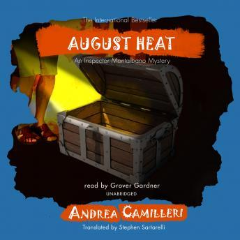 August Heat: An Inspector Montalbano Mystery, Andrea Camilleri