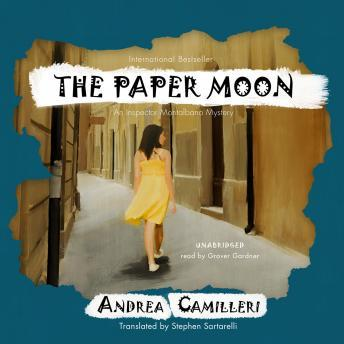 Paper Moon: An Inspector Montalbano Mystery, Andrea Camilleri